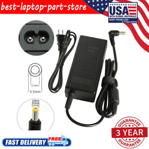 12V-5A-DC-AC-Adapter-Charger-Power-Supply-Cord-LCD-Monitor-Fast-Shipping-Good