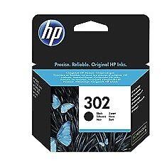Cartucho tinta HP F6u66ae negro 302 Officejet 3830