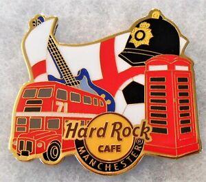 HARD ROCK CAFE MANCHESTER ALTERNATIVE CITY MAGNET