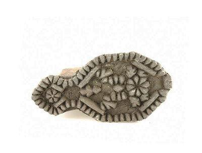 TAMPON ANCIEN A BATIK  Broderie Textile Indien INDE C32