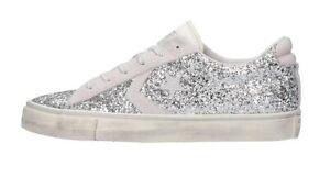 Scarpe Donna Pro Vulc Glitter Converse | eBay