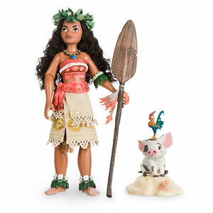 Disney-Store-Limited-Edition-Moana-Doll-16in-only-6500-Made