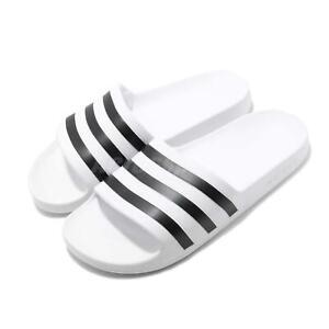 white adidas sandals
