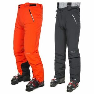 Trespass-Mens-Ski-Trousers-Waterproof-Breathable-Salopettes-Ski-Pants
