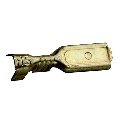 Connecteur plat steckhülse pas isolé câble Chaussure 4 Pièces 4 X 01904