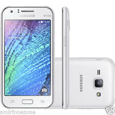 BRAND NEW SAMSUNG GALAXY J1 Duos J100H DUAL SIM WHITE *UNLOCK* MOBILE PHONE