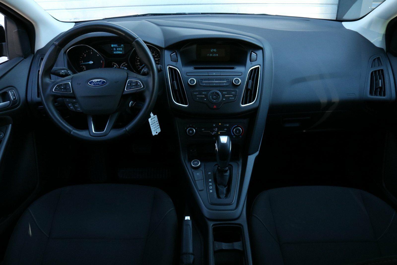 Ford Focus TDCi 120 Trend stc. aut.