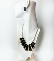 16.5 Plated Base Metal,acrylic And Lobster Clasp Necklac-nexus Collar Necklace