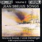 Songs Vol. 2 (derwinger Groop) 7318590006573 by Sibelius CD