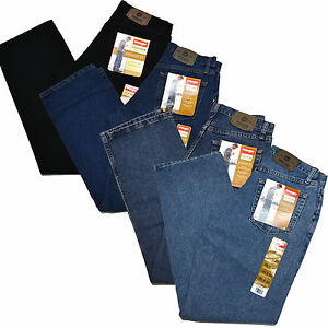 59538b90 Wrangler Mens Jeans Hero Five Star Premium Denim Jean Relaxed Fit ...