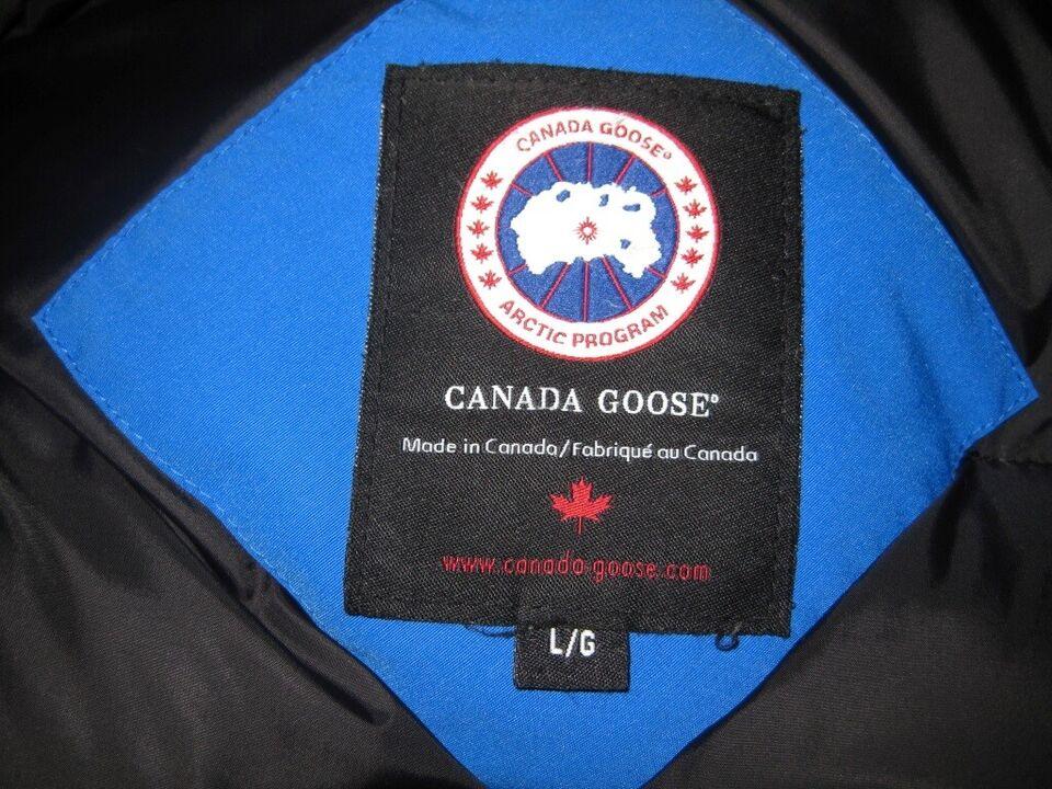 Parkacoat, str. L, Canada Goose Expedition