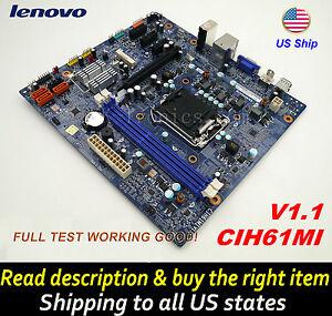 LENOVO-IdeaCentre-H520s-K410-11200969-H61-CIH61MI-V1-1-V1-0-LGA1155-Motherboard