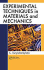 Experimental Techniques in Materials and Mechanics by Cury Suryanarayana (Hardback, 2011)
