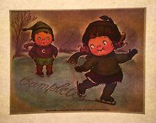 70's Campbell's Soup Kids Antique Hubley Doll artwork Original T-shirt Iron-On