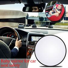 Baby Mirror Back Car Seat Cover For Infant Child Toddler Rear Ward Safety