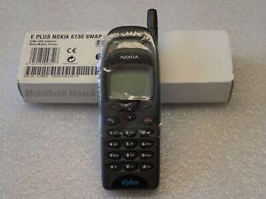 100% original Nokia 6130 swap-dispositivo en antracita-nuevo & sin usar-en OVP!!!