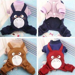 Dog-Sweater-Soft-Clothes-Pet-Hoodie-Jumper-Coat-Vest-Shirt-Puppy-Cat-Apparel-New