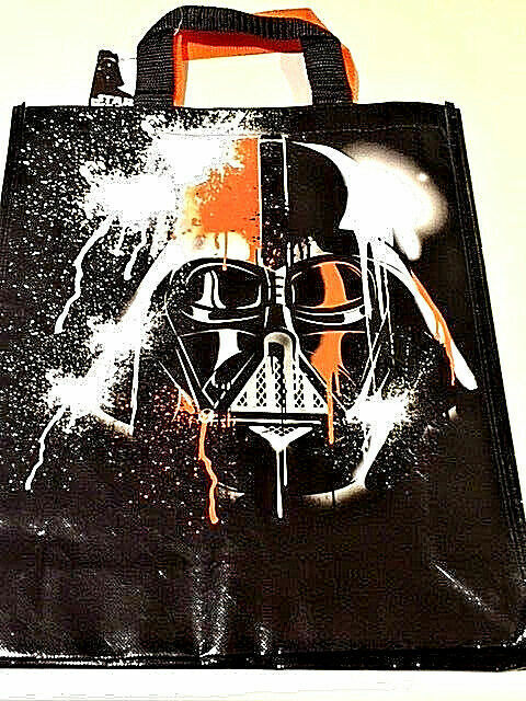 Halloween Star Wars tote bag toy bagtrick or treat bag available in small and large