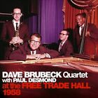 At the Free Trade Hall 1958 by Dave Brubeck/Paul Desmond (CD, Mar-2014, Solar)
