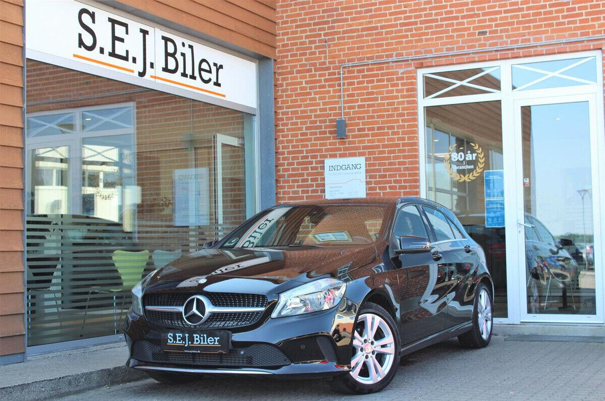 Mercedes A180 d 1,5 Urban 5d - 209.800 kr.