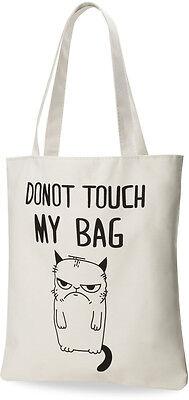 EKO - Tasche Damentasche Shopperbag Einkaufstasche Beutel Motiv - i hate monday