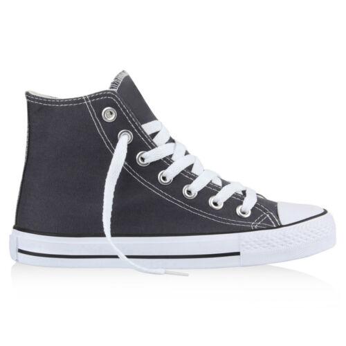 Herren Damen Kinder Sneakers Lässige Sportschuhe Kult 890042 Gr 30-46 Hot