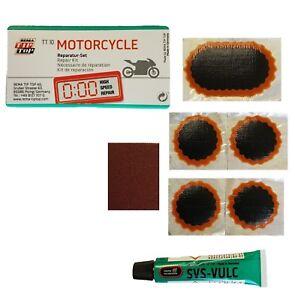 rema tip top tt10 motorcycle bicycle repair kit tt 10 inner tube repair kit 4003115060200 ebay. Black Bedroom Furniture Sets. Home Design Ideas