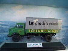 1:43 PREMIUM CLASSIXXs (Germany) MERCEDES-Benz truck  L911