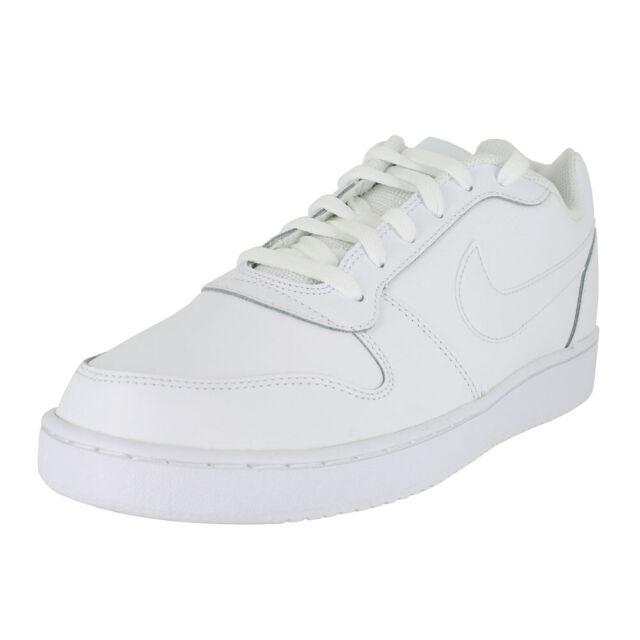 8fbe39be8f2 Nike Men s Ebernon Low Sneaker White 11.5 Regular US for sale online ...