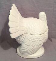 Williams-sonoma Large Ceramic Turkey Tureen