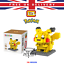 NEW MINI BLOCKS POKEMON SUPER HERO FIGURES CHRISTMAS GIFTS SANTA XMAS NANO TOYS