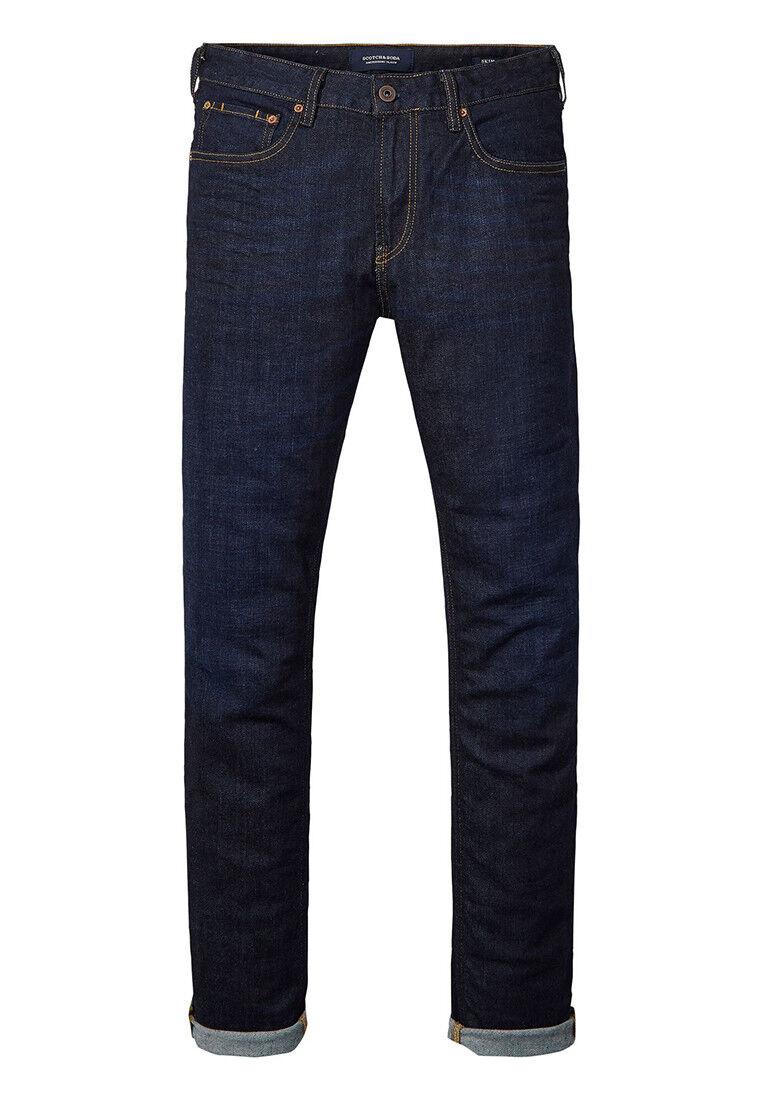 Scotch & Soda Jeans Men SKIM 137596 Touch It Up 1395
