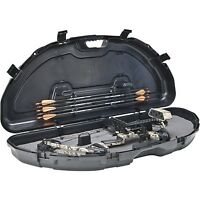 Plano Protector 1110 Compact Bow Hard Case Compound Arrow Archery Storage,