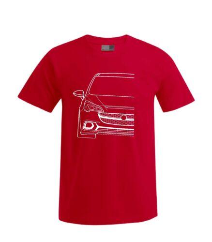 Opel Corsa E OPC T-Shirt
