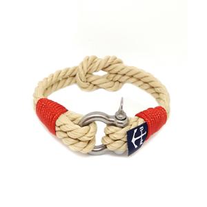 Nautical-Rope-Bracelet-Sailing-Mens-Womens-Handmade-Reef-Knot-bracelet-CLASSIC