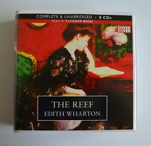The-Reef-by-Edith-Wharton-Unabridged-Audiobook-8CDs
