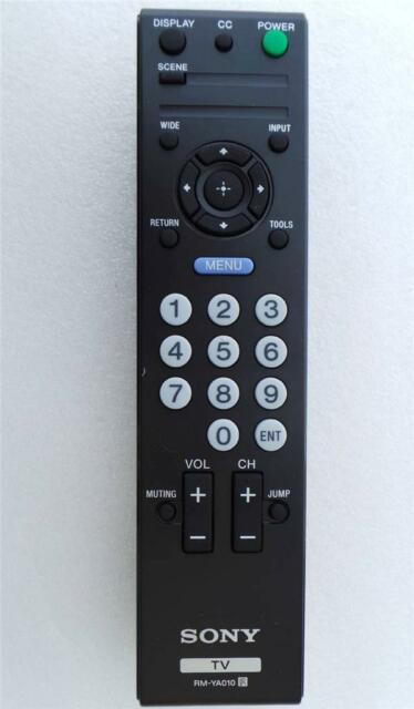 Original SONY Remote Control Substitute for RM-GD001 RM-GD003  ALL Model SONY TV