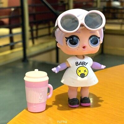 LOL Surprise Series Babe in the Woods Eye Spy Series 4 Baby Doll Toy