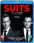 Suits - Season 3 Blu-ray 2013 Region Aaron Korsh