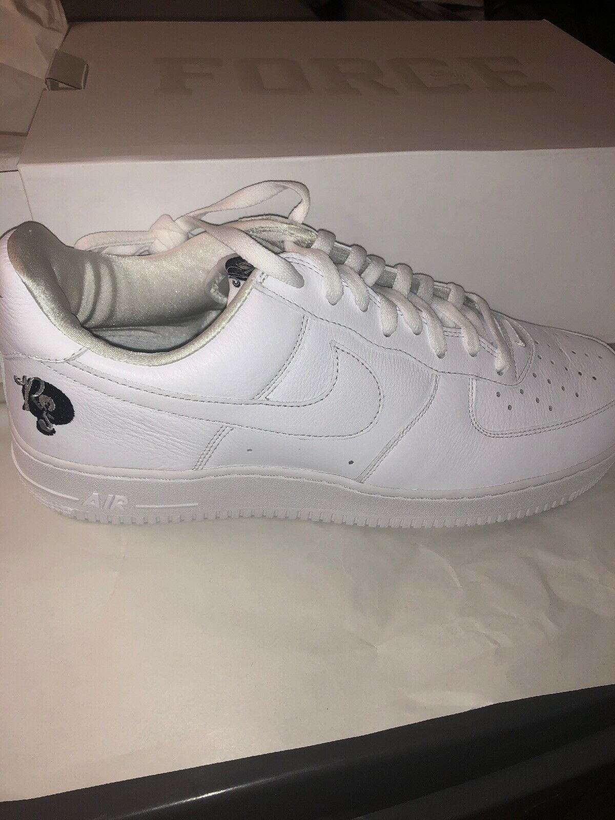Nike Air Force 1 '07 Rocafella Size 14