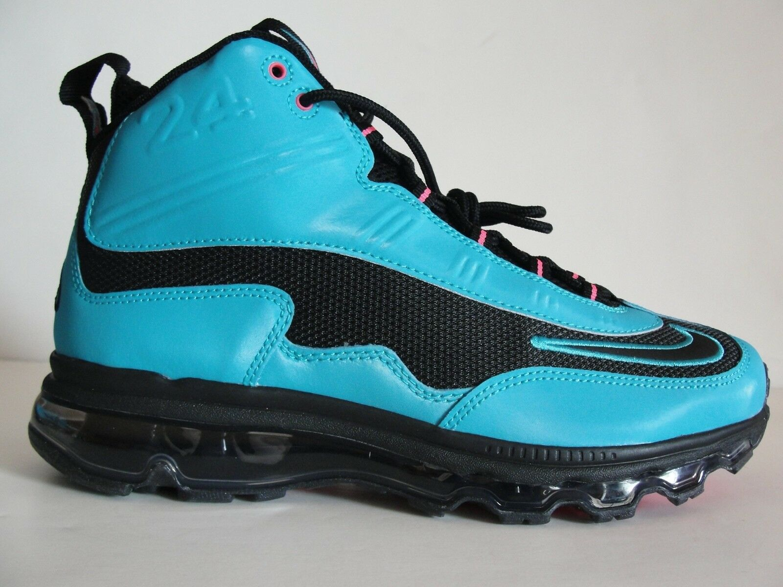 NIKE AIR MAX   KEN GRIFFEY TURQUOISE TURQUOISE TURQUOISE BASKETBALL WOMEN SHOES SIZE 8 YOUNG 7Y 41ea99