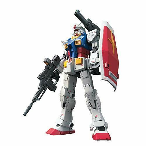 HG Mobile Suit Gundam THE ORIGIN RX-78-02 Gundam 1//144 Scale Color-coded Plastic