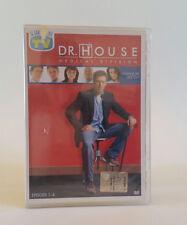 Dr House MEDICAL DIVISION Stagione 3 Tre Disco 1 Uno DVD