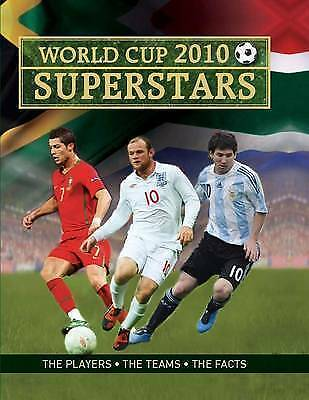 """""""AS NEW"""" World Cup 2010 Superstars (World Cup Superstars), Paul Fisher, Book"""