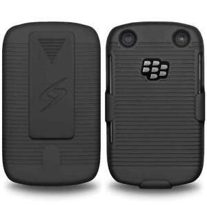 AMZER-HARD-SHELL-CASE-BELT-CLIP-HOLSTER-FOR-BLACKBERRY-CURVE-9310-9315-9320