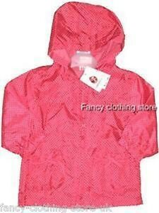 0f5622d3ea11 RAIN MAC Kagoul Coat Jacket lightweight summer Pac-a-mac Blue   Red ...