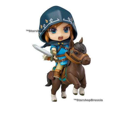 Legend Of Zelda - Breath Of The Wild - Maillon Dx Édition Nendgoldid Figurine