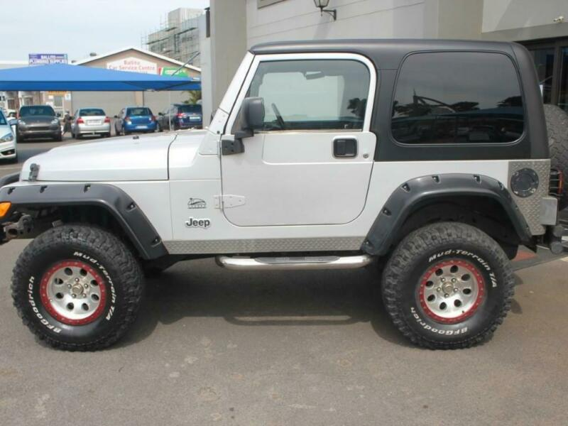 Silver Jeep Wrangler 4 0l Sahara With 79979km Available Now Ballitoville Gumtree Classifieds South Africa 847627291