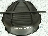 Suzuki Ts90 Ts 90 1970 To 1972 Seat Cover With Strap Best Quality (s16)