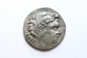 * Alexander Iii. * Mesembria Tetradrachme - 175 - 125 V. Chr. Taille Und Sehnen StäRken